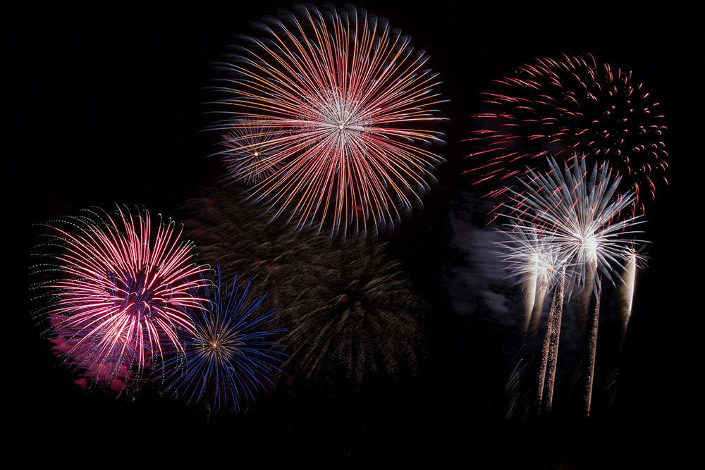 Grants from Sunbury Connected Communities ensure that Sunbury residents get to enjoy the fireworks at Sunfest.